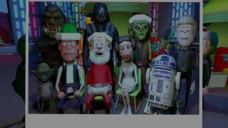 Star Wars Spoof (Merry Christmas Father!)