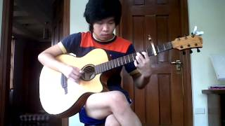 (Christina Perri) A Thousand Years - Fingerstyle Guitar