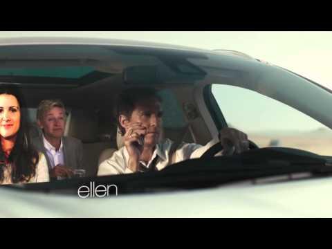 Ellen's Lincoln Commercial Spoof