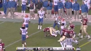 FSU vs UF 2010 Highlights