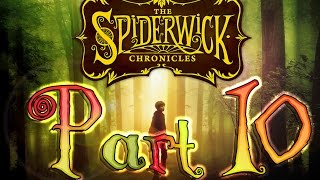 The Spiderwick Chronicles Walkthrough Part 10 (PS2, Wii, Xbox 360, PC) Full 10/10