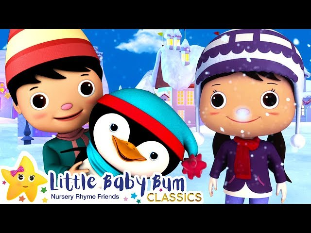 Christmas is Coming - Christmas Song for Kids | Nursery Rhymes | ABCs and 123s | Little Baby Bum