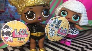 Мини ЛОЛ | Как сделать мини лол для кукол лол