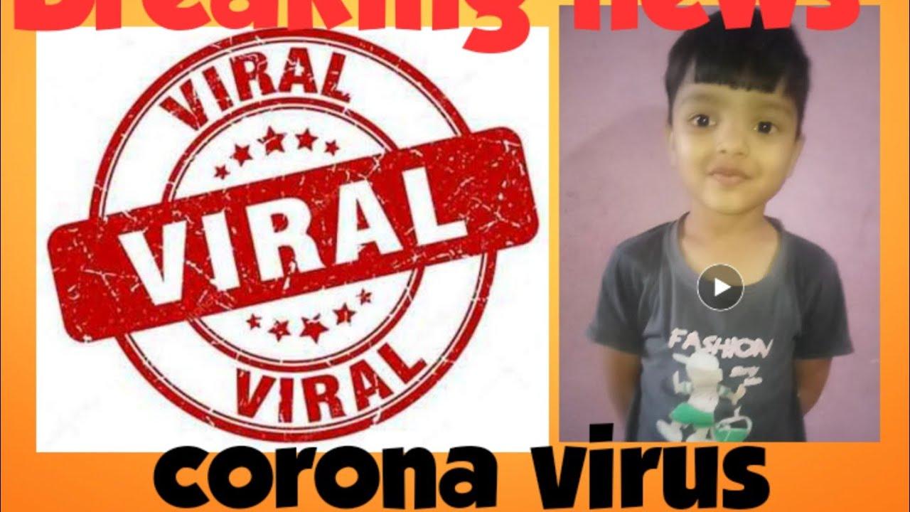Corona virus alert 2020