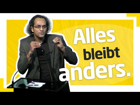 Dr. Paul Mecheril: Es bleibt anders. Kämpfe um die (Pädagogik der) Migrationsgesellschaft
