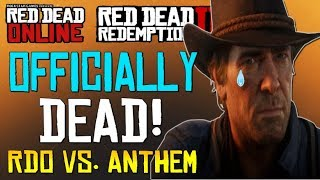 """Red Dead Online is Dead, Just Like Anthem!""... NEW Update Coming Soon? It's Too Late!!!"