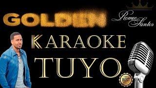 Romeo Santos - Tuyo (Karaoke)