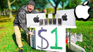 I Opened A $1 Apple Store!