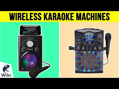 8 Best Wireless Karaoke Machines 2019