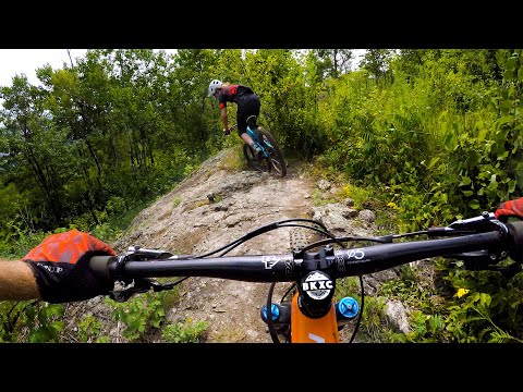 Duluth's got it all | Mountain biking Mission Creek & Piedmont