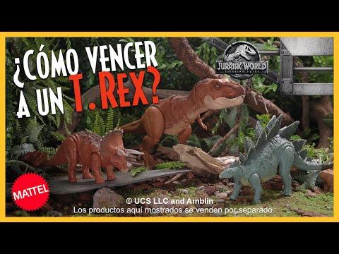 Jurassic World | ¿Cómo vencer a un T-Rex?