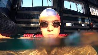 Обзор и тест очков для плавания Arena Sprint (Фоточки-видосики)