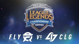 Video FLY vs. CLG - Week 8 Day 1   NA LCS Spring Split   Flyquest vs. Counter Logic Gaming (2018) download MP3, 3GP, MP4, WEBM, AVI, FLV Agustus 2018