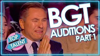 Britain's Got Talent 2019 | Part 1 | Auditions | Top Talent