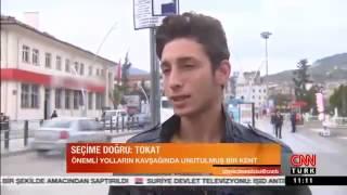 CNN Türk Tokat'ın Sorunları (Seçime Doğru Programı)