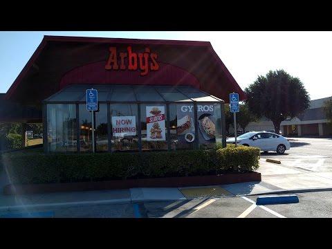 Jedzenie w USA #13: Arby's - fastfood z kanapkami