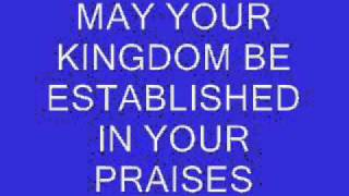 BLESSED BE THE LORD GOD ALMIGHTY.wmv