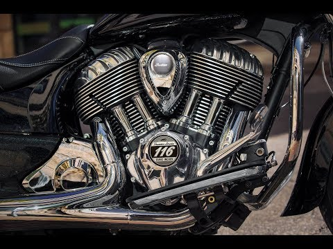 Thunder Stroke® 116 ci Stage 3 Big Bore Kit - Indian Motorcycle