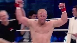 Сергей Харитонов, хайлайт боёв легендарного бойца в M-1 Global