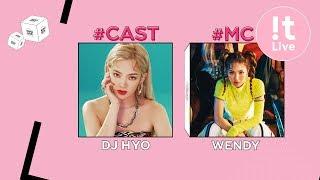 "!t Live(잇라이브) : The 13th MUGI-BOX ""HYO"" Coming Soon"
