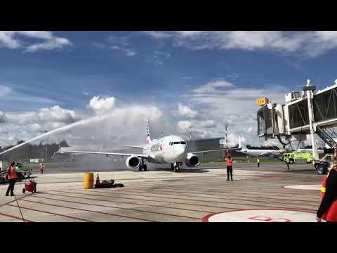 American Airlines Reactivó Sus Vuelos A Colombia