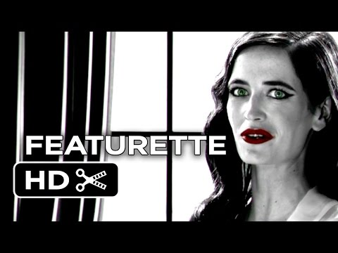 Sin City: A Dame to Kill For Featurette - Eva Green (2014) - Robert Rodriguez Movie HD streaming vf