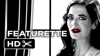 Sin City: A Dame to Kill For Featurette - Eva Green (2014) - Robert Rodriguez Movie HD
