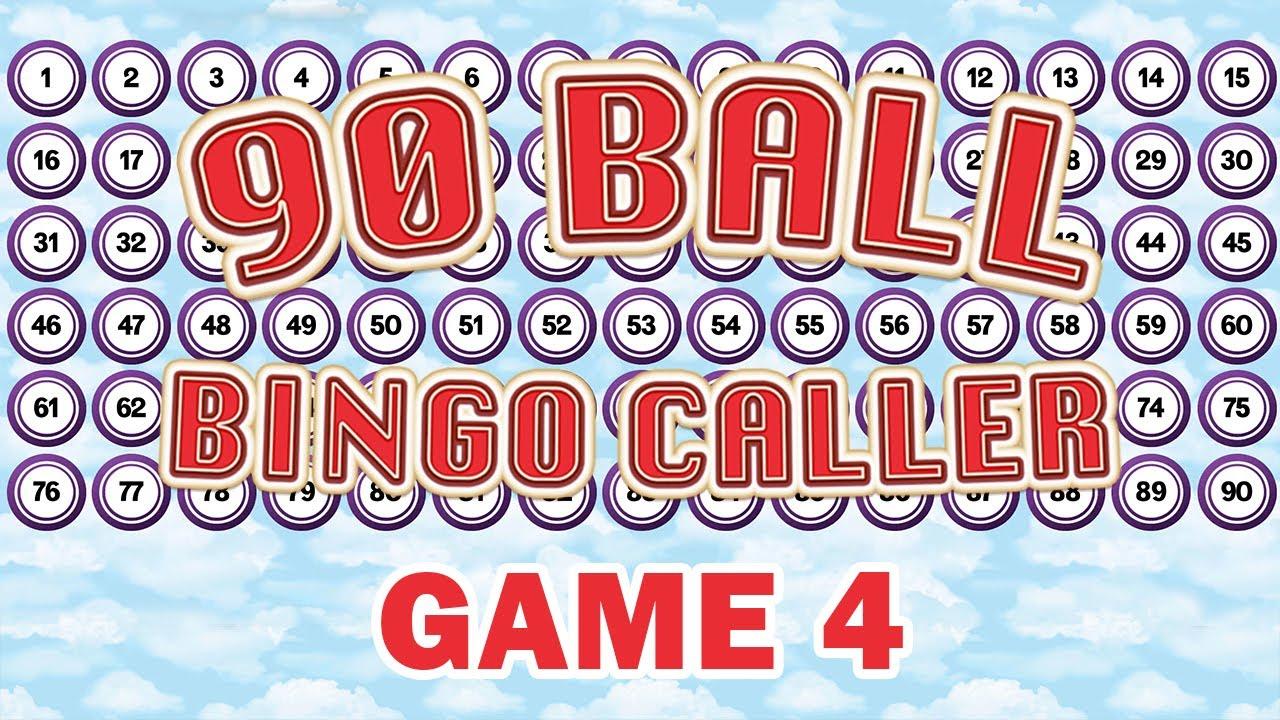 90 Ball Bingo