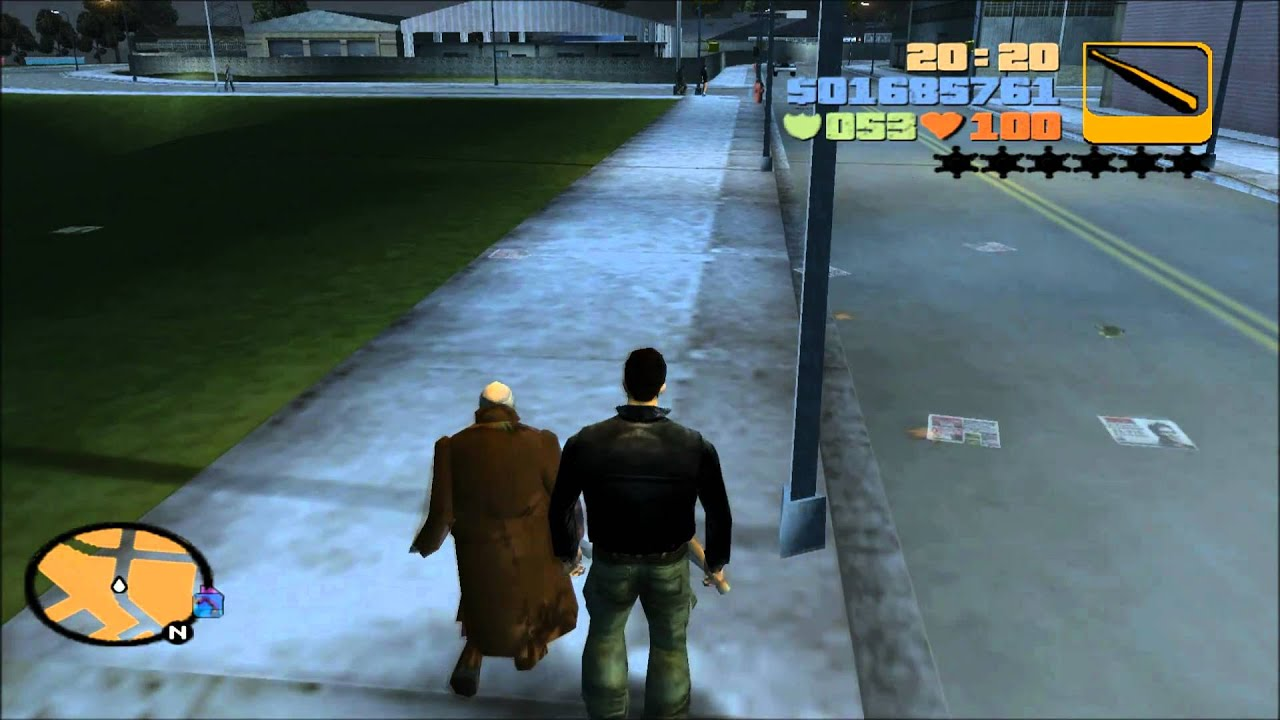 Rencontre love meet gta 4