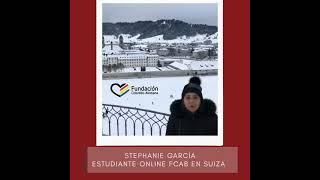 Testimonio de Stephanie García