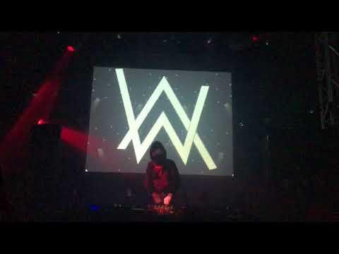 Alan Walker Tokyo.Japan  LIVE 2017