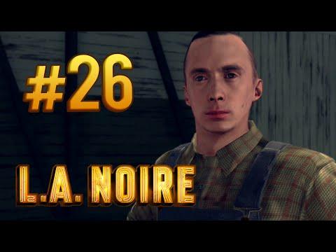 "L.A. Noire - Gameplay Walkthrough (Part 26) ""The Studio Secretary Murder"""