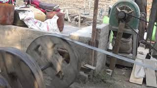 22-hp-diesel-engine-old-black-engine-kala-engine-of-1950-still-working