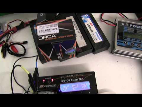 Orca rx2 brushless motor doovi for Understanding brushless motor kv