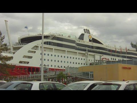 M/S Viking Grace cruise 7.6. - 8.6.2015