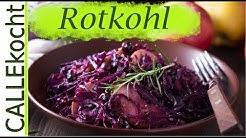 Rotkohl kochen nach Omas Rezept einfach selber machen