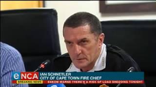 Cape Town's fire season is around the corner