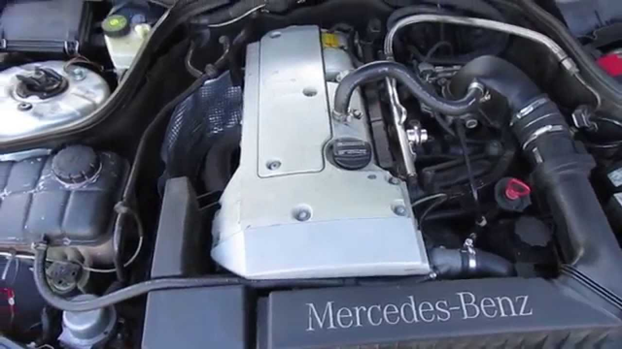 m17214 mercedes w203 c180 111951 auto 2000 engine testing   youtube