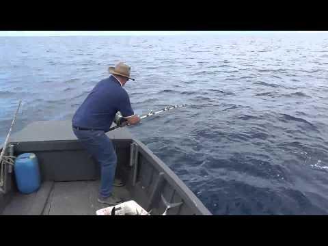 Fishing for Tuna in St Helena