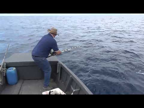 Fishing for Tuna in St Helena