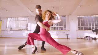 salsa fusion -  Despina Violari & Yonly Leyva Desdunes