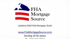 Updated 2018 FHA Mortgage Guide