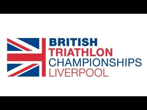 British Triathlon Championships Liverpool 2013