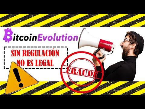 Bitcoin Evolution  es una Estafa!【Opiniones 2019】