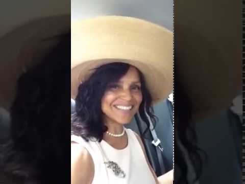 UMC's own Victoria Rowell on her way to Windy City Live!