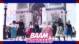 [DANCING TO KPOP IN PUBLIC PARIS] MOMOLAND (모모랜드) - BAAM (배앰) dance cover by RISIN