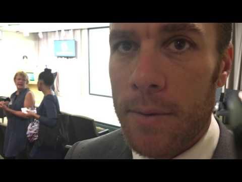 Jake Kheel at World Bank