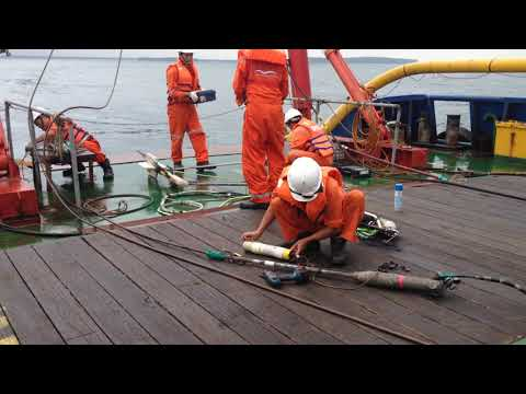 Offshore Geotechnical and Geophysical Survey