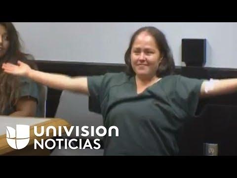 Se presenta en corte la madre hispana acusada de apuñalar a sus cuatro hijos y esposo en Georgia