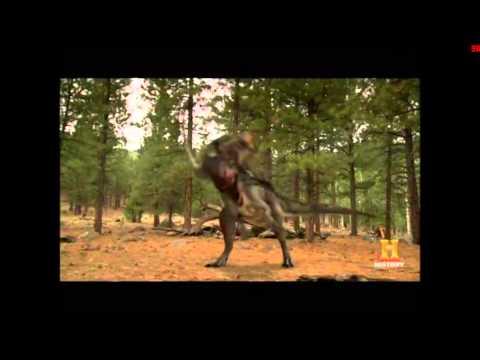 Jurassic Fight Club: Hunter Becomes Hunted